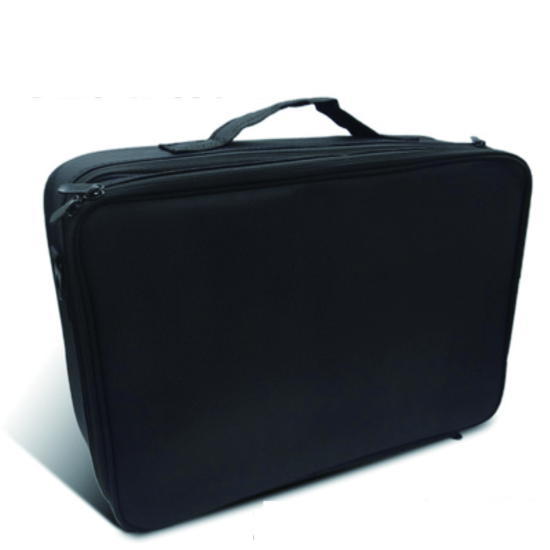 Professional Makeup Bag Portable Partition Large Storage Makeup <strong>Box</strong> Multi-layer Makeupi Beauty Bag