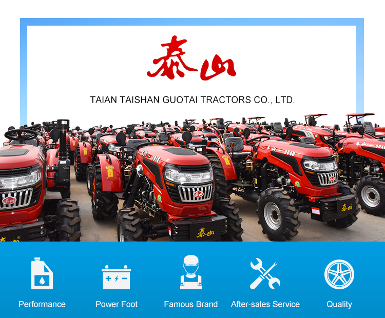 MINI tractor Garden Orchard tractor 4wd 30hp 35hp Low price Good quality farm tractor