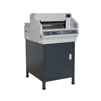 460mm Programme electric manual paper cutter