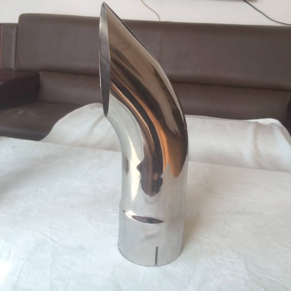 Stainless Steel Exhaust Stacks With Factory Price