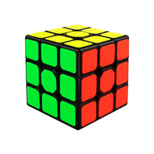 Qiyi QiHang W 3x3 puzzle speed magic cube toys for kids Intelligence education