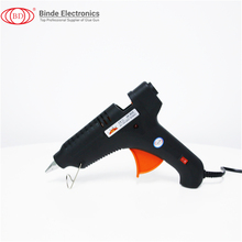 Low price best hot glue guns <strong>solid</strong> housing glue gun and sticks