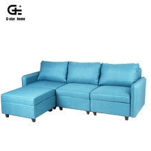 Folding Sofa Bed <strong>Modern</strong> Futon Sleeper Sofa Cum Bed 3 Seats Fabric Sofa Bed Couch
