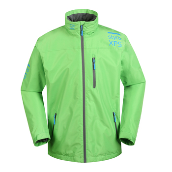 wholesale cheap lining man green fleece jacket waterproof
