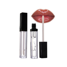 CHERISH private label clear lip gloss water proof clear lip gloss with your own logo
