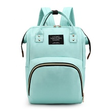 11 colors Fashion Waterproof Travel Mom Back Pack Baby Nappy Changing <strong>Bag</strong> Mummy Backpack Baby Diaper <strong>Bag</strong>