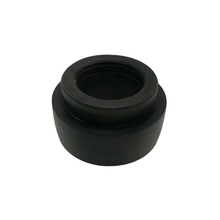 Highly Complex Custom <strong>Plastic</strong> Reinforced Nylon PA66 Round Parts Injection Moulding