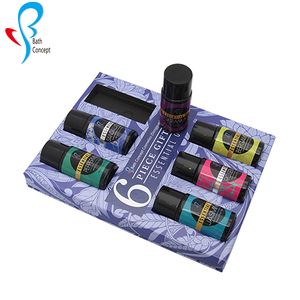 Therapeutic Grade diffuser essential oil kit 15ml 6- gift set