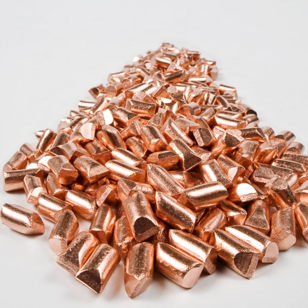 6N Cu 99.9999% Ultra High Purity <strong>Copper</strong> for aerospace