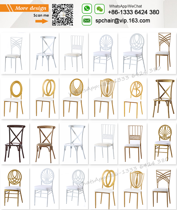 Factory China wholesale kids plastic crossback chair cross back chair children for wedding event