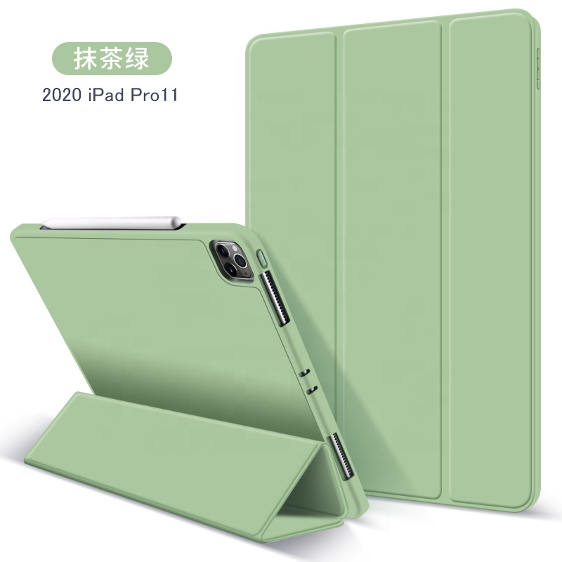 For 2020 iPad Pro <strong>11</strong> Case Light Weight Ultra Slim Soft TPU Cover for iPad Pro <strong>11</strong>
