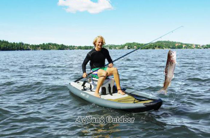 Inflatable Sup Stand Up Paddle Board Fun Sport Team Building Games