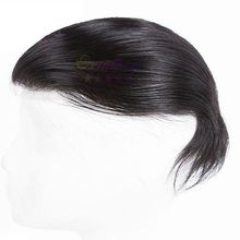 brazilian mens replacement hair system human hair man toupee