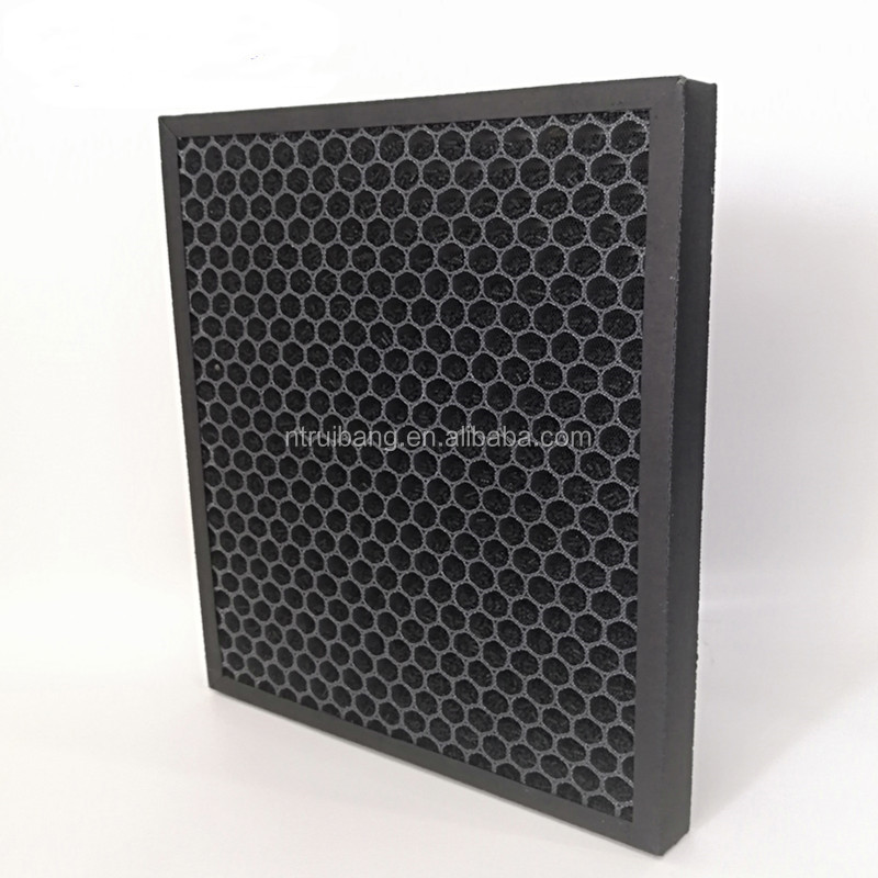 manufacturing activated carbon filter honeycomb air filter hepa