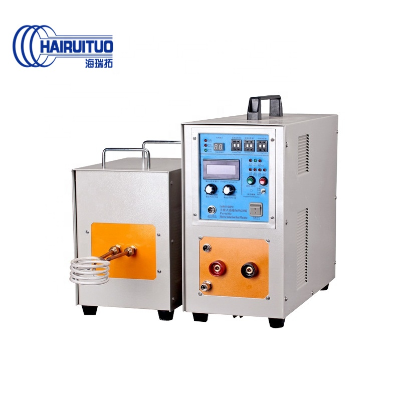High frequency induction heating <strong>equipment</strong> 15KW welding machine Smell metal smelting furnace