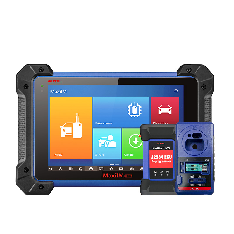 Autel Diagnostic Scanner Tools Upgraded From Auro Im600 Key Programming Tool Im608 <strong>J2534</strong>