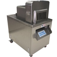 Efficient Spareribs Cutting Block Machine ,Standard Size Frozen Meat/Chicken Leg/Beef Cube Dicing Cutter