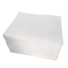 100% pp oil absorbent pad for cleaning oil