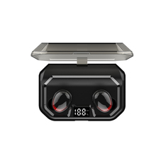 Twins wireless sport earbuds stereo mini earphone <strong>X10</strong> with charging box