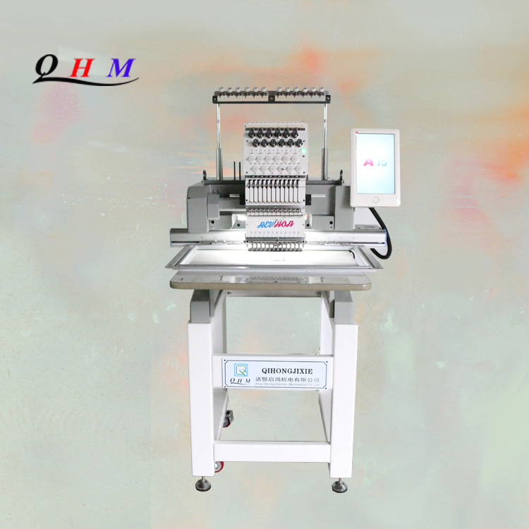 bead device 2020 Single Head Multifunction <strong>d</strong> computerized good price Embroidery Machine