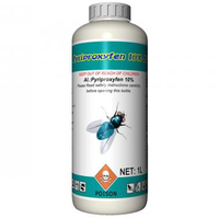 High quality mosquito killer chemical pyriproxyfen 10% ec,0.5% GR flies insecticide pyriproxifen