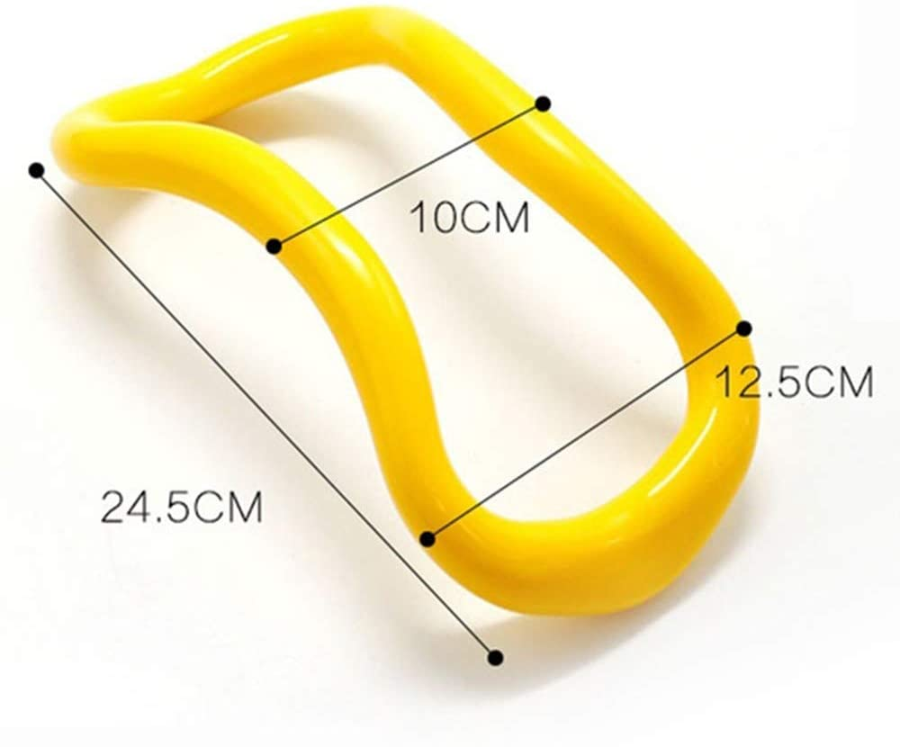 Yoga Pilates Ring Fitness Sport Magic Circle Home Workouts Gym Exercise Equipment For Back And Leg Pain