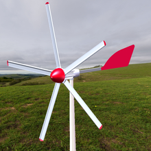 <strong>wind</strong> <strong>turbine</strong> <strong>500w</strong> with 5 pcs aluminum alloy blades
