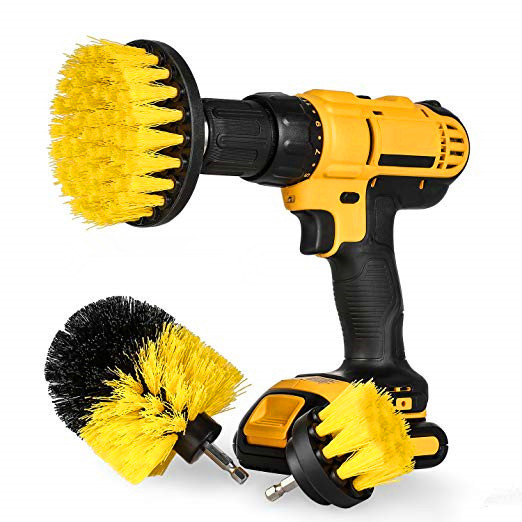 Hot selling Electric drill <strong>brush</strong> for cleaning