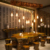 Indoor lightings wood vintage lamp chandeliers pendant lights