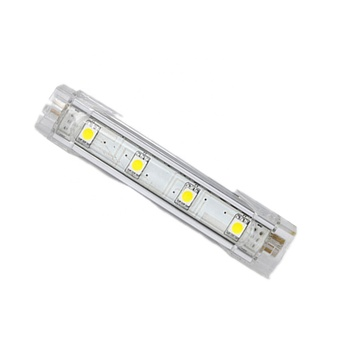 Indoor aluminum length 20Cm Epistar 5050 smd led strip light ,led rigid bar ,led rigid strip
