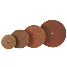 India Hot Sell Maroon Non Woven Nylon Polishing Abrasive <strong>Wheel</strong> For Stainless Steel And Aluminium