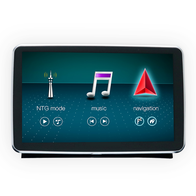 NaviHua touchscreen <strong>android</strong> 8.1 car gps stereo radio touch screen dvd player for Mercedes Benz ML <strong>W164</strong> ML350 ML430 ML450 ML500