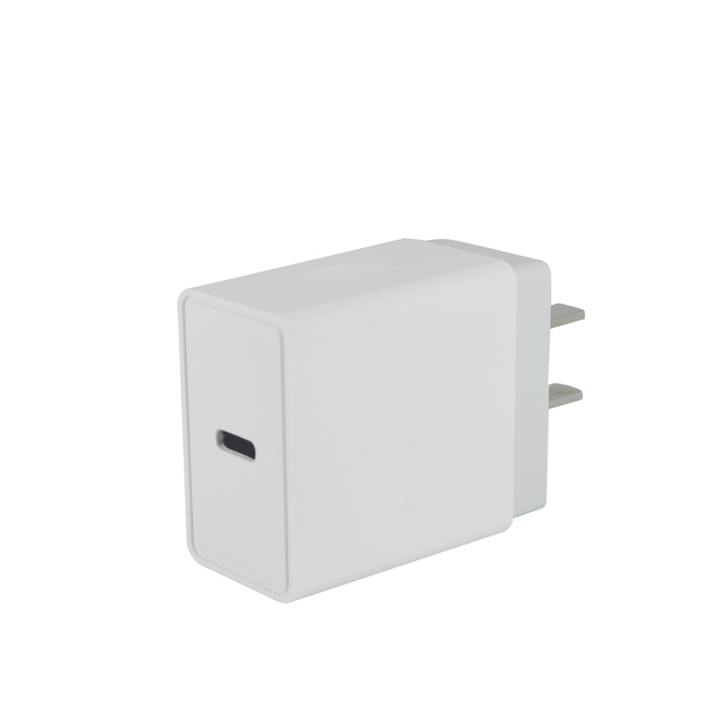 New Design 1Port 18Watts USB Type <strong>C</strong> PD Wall Charger Adapter OEM