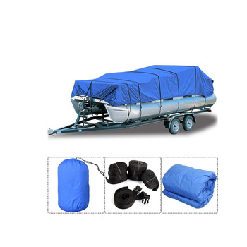 Wholesale Low price Marine-grade material PU Coated canvas boat covers