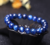 Newest Factory price  hot sale Good quality blue kyanite  bracelet  for woman Christmas gift