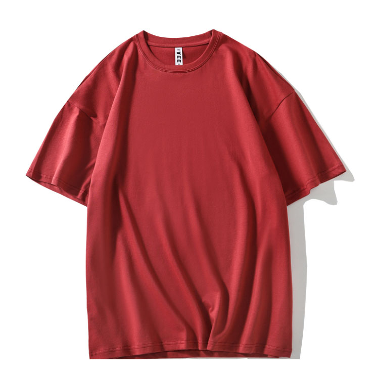 High Quality Dropped Shoulder Blank Tshirts Custom Men 100% <strong>Cotton</strong> Oversized T Shirt