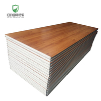 Frp roof panel foam cement sandwich panel fence panel wood