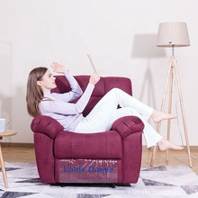 Louis Donne trendy recliner chair in smart home <strong>furniture</strong>