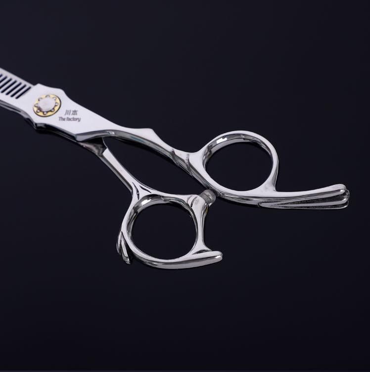 outstanding hair cutting stainless steel professional barber pet scissors shears