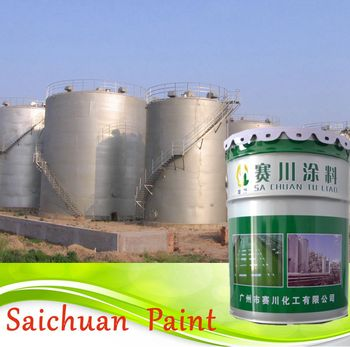 Weather Resistance High Chlorinated Polyethylene Anticorrosive Primer For Pipelines