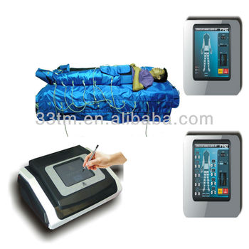 Factory Directly Price Air Pressotherapy Far Infrared Body Slimming Machine