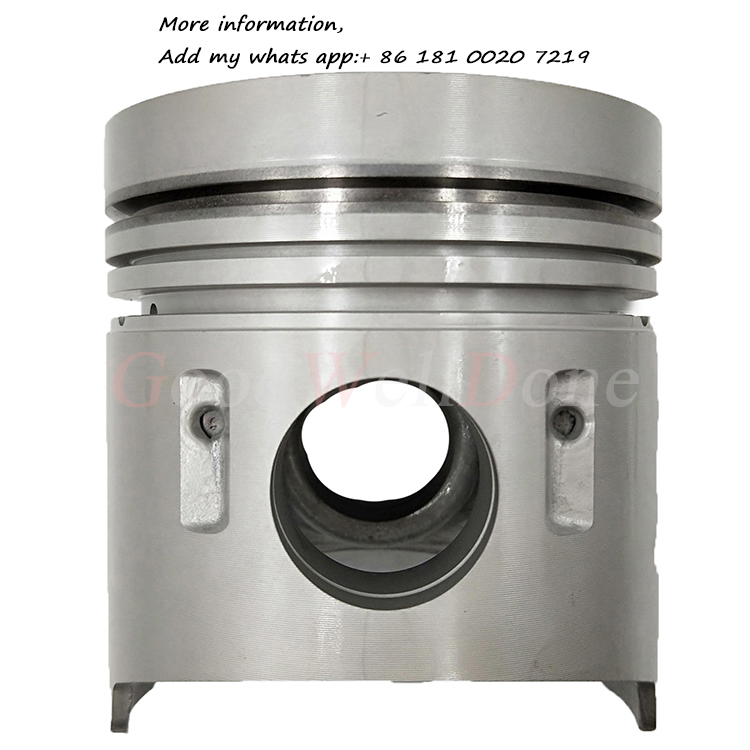 Factory Direct Store Excavator Diesel Engine spare parts 4D32T Piston