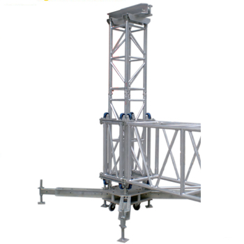 China Factory Outdoor Heavy Lifting Tower Truss Lighting Stand Tower
