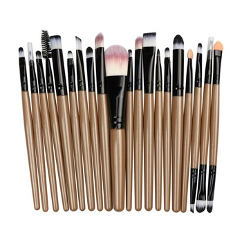 Foundation powder blush cosmetic private label makeup brush sets makeup brush set 24 pieces makeup brush set