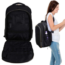 Hairdressing Backpack Multi Function Professional salon barber Tool backpack Outdoor Travel bag