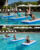 Wholesale Water Floating Yoga Mats EVA Inflatable Gymnastics Water Air Track With Pump