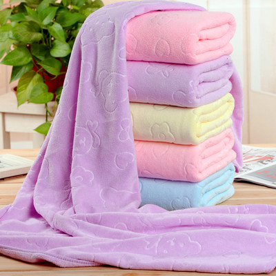Good Reputation Nano-microfiber soft Quick drying bath towel