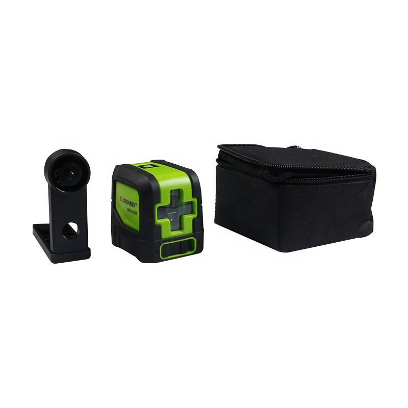 SNDWAY green beam 2 cross lines laser level SW-311G