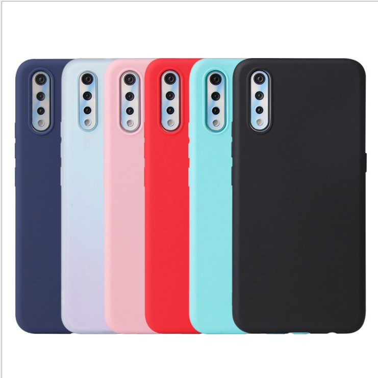 Silicone Soft TPU Phone <strong>Case</strong> For Huawei Nova 5i pro 6 mate 20 30 pro honor 20 lite play 3 <strong>10</strong> 10s play Candy Colors Cover TPU02