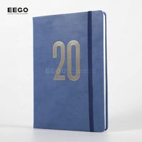 OEM 2018 diary with embossed logo handmade Business pu Leather custom a5 size Dairy wholesale